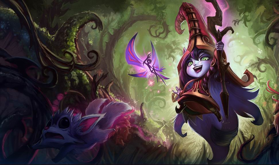 League of legends over sexualized