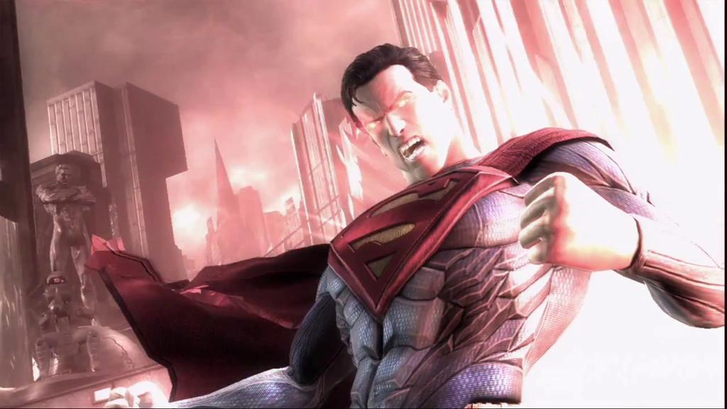 InjusticeSuperman