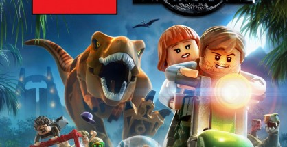 LEGOJurassicWorld_cover